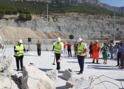 Otvoreno prvo reciklažno dvorište za građevni otpad u Splitsko – dalmatinskoj županiji