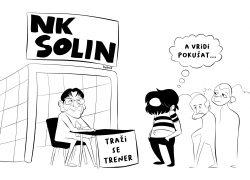 NK Solin: Traži se trener