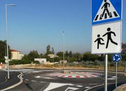 Obavijest o puštanju u promet rotora Ulice grada Vukovara (bivša Ulica Marka Marulića) i Ulice Petra Krešimira IV.