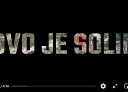 OVO JE SOLIN….obavezno pogledati do kraja!!! (Novi video Mladih Solina)