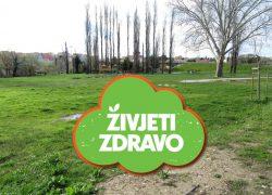 ŽIVJETI ZDRAVO: Javnozdravstvena akcija u gradskom parku na Širini povodom Dana planeta Zemlje