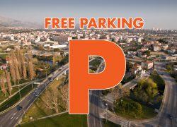 Obavijest: Besplatan parking na Glorijetu