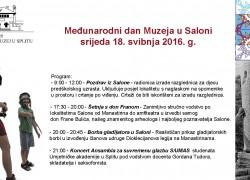 Međunarodni dan Muzeja u Saloni
