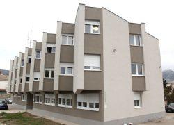 Završeni radovi na uređenju fasade PP Solin