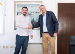 Susret predsjednika vijeća Splita i Solina: Potrebna je suradnja gradova i općina splitske aglomeracije oko brojnih zajedničkih tema