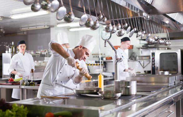 A LA CHEF: Intenzivna škola kuhanja