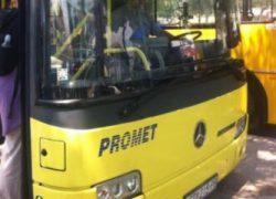 Obavijest za putnike na autobusnoj liniji br. 10