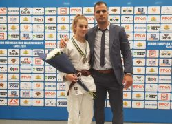 Ana Viktorija Puljiz srebrena na Europskom prvenstvu za juniore