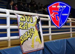 1.HRL jug, 12. kolo: RK Solin gostuju u Buzetu i Trogiru