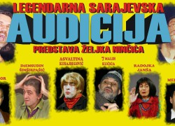 SARAJEVSKA AUDICIJA OTKAZANA !!!