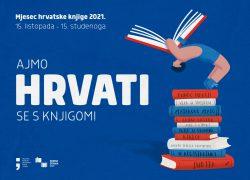 Mjesec hrvatske knjige 2021.g. u Gradskoj knjižnici Solin