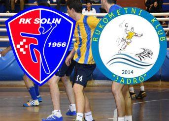 Gradski rukometni derbi pripao ekipi Solin II