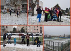 FOTOGALERIJA | Solin u snijegu