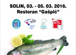 Hrvatski kuharski kup u Solinu