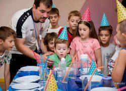 Nova vrsta rođendana u Splitu – Sportski rođendani Akademije Sparta