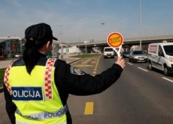 Pojačane aktivnosti nadzora cestovnog prometa