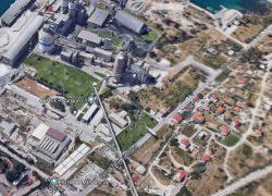 Obavijest o privremenoj regulaciji prometa kod tvornice cementa Sv. Juraj