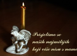 Obilježavanje blagdana Svih svetih i Dušnog dana