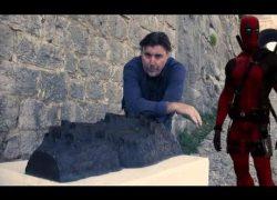 KRATKI REZOVI 1062, snimljeni dronom na Klisu (u društvu Deadpoola), na internetu!