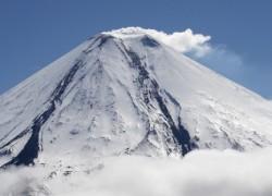 Dvanaest aktivnih vulkana Rusije