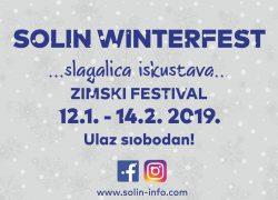 Solin WinterFest 2019.