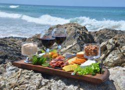 HOTEL MIRAMARE: Sljubljivanje jela i vina za sudionike manifestacije Makarska Gourmet Expo