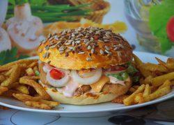 VIDEO Cikenburger – Jednostavan recept za nedjeljnu filmsku večer