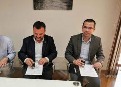 Potpisani sporazumi sa ŽUC-om za rekonstrukciju iznimno važnih prometnica